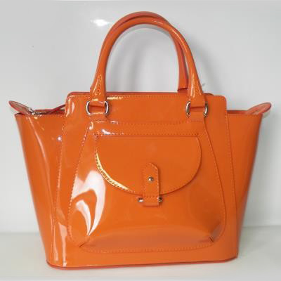 Сумка Mattioli 079-15C2 ( Верниче вари-оранжевый)